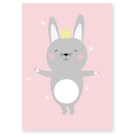 kaart konijn kalijn