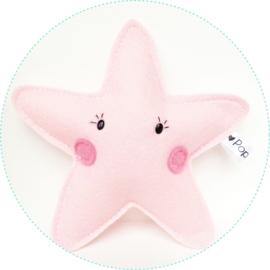 rammelaar ster roze