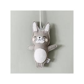 decoratie hanger konijn kalijn