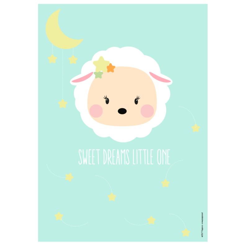 poster sweet dreams little one