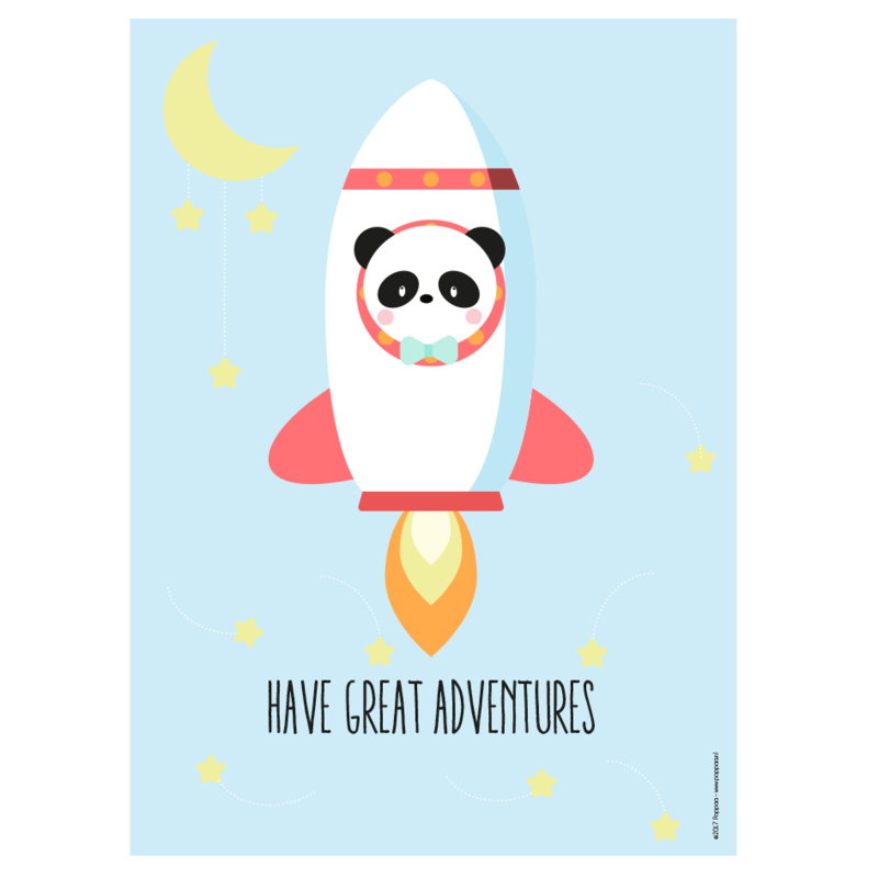 poster have great adventures