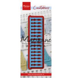 Marianne D Creatables LR0611 - Balcony