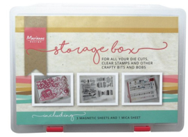Marianne D Storage box LR0006 18,0x24,5cm