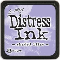 Tim Holtz distress mini ink shaded lilac
