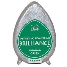 Brilliance Dew Drop, Rocket Gamma green
