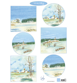 Marianne D Knipvel IT607 - Winter village