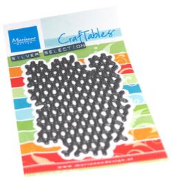 Marianne D Craftable CR1535 - Art texture mesh