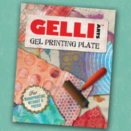 Gelli Arts Gel Printing Plate 20,3x25,4 cm