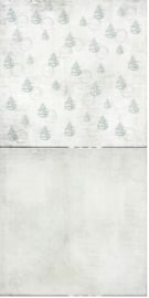 Reprint Hobby - A Magical Christmas - Vintage Christmas Tree - 12 x 12 Double Sided Paper