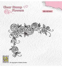 Nellie`s Choice - FLO022 - Roses corner