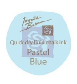 Chalk Edger Pastel Blue