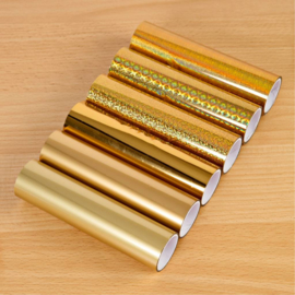 TODO Pack Of 6 Gold Tonal Foils (18182)