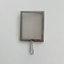 Spatraam rechthoek 11902-0003 12x9.5cm+4.8cm
