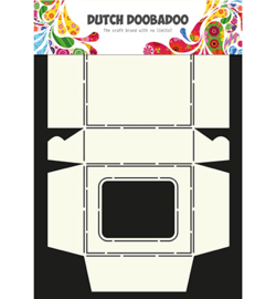 Dutch Doobadoo Dutch Box Art Window
