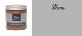 Deco & Lifestyle Acrylverf krijt 230 ml - steen