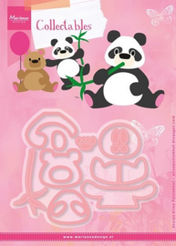 Marianne D Collectable Eline`s Panda & Beer COL1409