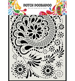 Dutch Doobadoo - 470.715.171 - Dutch Mask Art Paisley