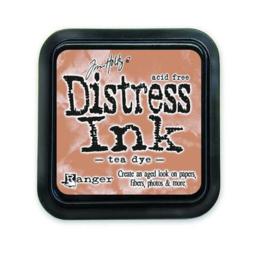 Ranger Distress Inks pad - tea dye stamp pad TIM19510 Tim Holtz