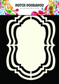 Dutch Doobadoo - Shape Art - Frames ornament