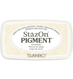 StaZon Pigment - SZ-PIG-01 - Snowflake