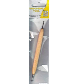 Nellie`s Choice - ET003 - Embossing tool 2,4-2,8mm ball