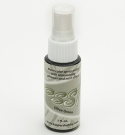 Psst Spray Paint - Spray Paint Olive Green
