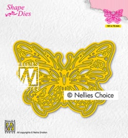 Nellie`s Choice - SD199 - Butterfly
