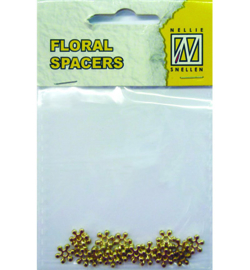Nellie`s Choice - FLP-SP-012 - Floral Spacers - gold nr. 12