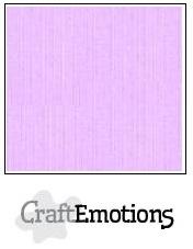 CraftEmotions linnenkarton eucalyptus-pastel 30,5x30,5cm