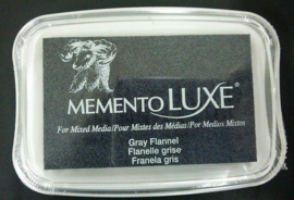 Memento inktkussen De Luxe Gray Flannel ML-000-902