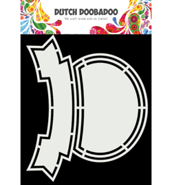 Dutch Doobadoo - 470.784.019 - Dutch Shape Art Banner