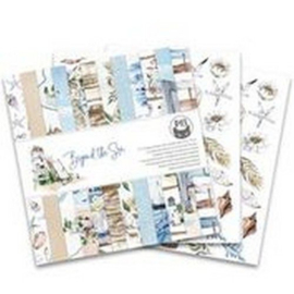 Piatek13 - Paper pad Beyond the Sea, 12x12 P13-SEA-08