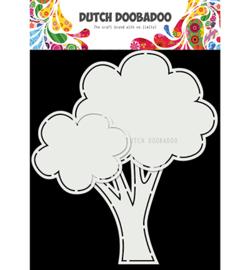 Dutch Doobadoo - 470.713.853 - Card Art Tree