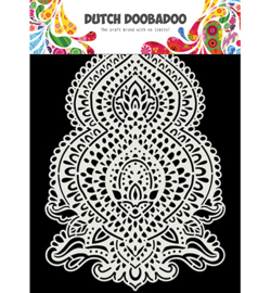 Dutch Doobadoo - 470.715.173 - Dutch Mask Art Diamond drop