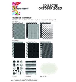Dutch Doobadoo - 472.100.008 - DDBD Crafty Kit Gentleman