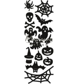 Marianne D CR1450 - Punch die: Halloween