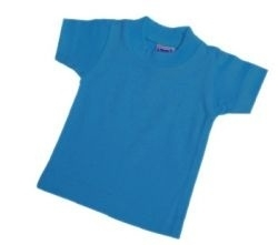 Logostar mini t-shirt boys blue