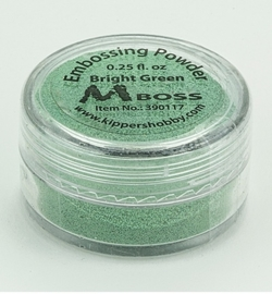 Embossing powder - Bright Green