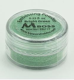 Embossing powder - Bright Green