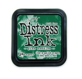 Ranger Distress Inks pad - pine needles stamp pad TIM21476 Tim Holtz