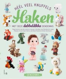 Luitingh Sijthof boek - Den Dennis - Heel veel knuffels haken