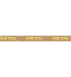 Ursus - Cork Tape - For You Gold