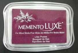 Memento inktkussen De Luxe Lilac Posies ML-000-501