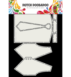 Dutch Doobadoo - 470713737 - Card Art Suit