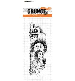 Studio Light  STAMPSL344 - Stamp Grunge Collection nr.344