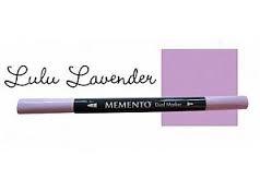 Memento marker Lulu lavender