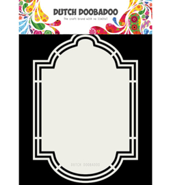 Dutch Doobadoo - 470713174 - Shape Art label 6