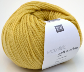 Rico Design - Essentials Soft Merino Aran 063 Lemon