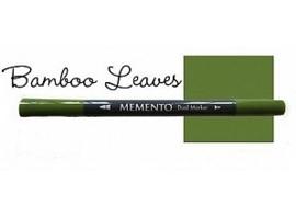 Memento marker Bamboo leaves