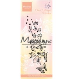 Marianne D TC0870 - Tiny's Border – Butterflies